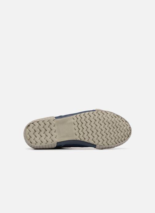 Sneaker TBS Crocky braun ansicht von oben