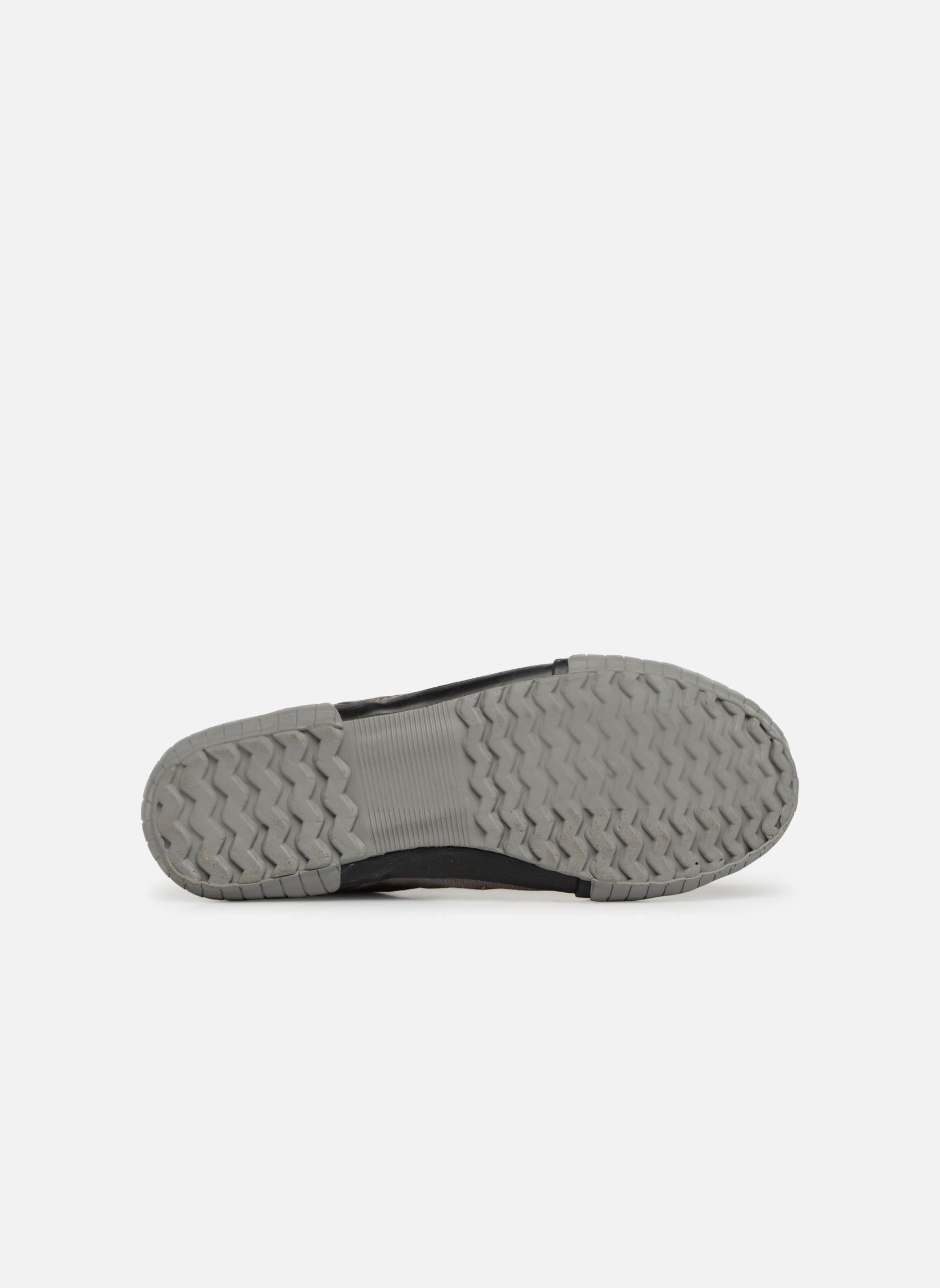 Baskets TBS Crocky Gris vue haut