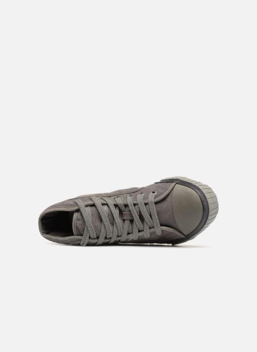 Sneaker TBS Crypto grau ansicht von links