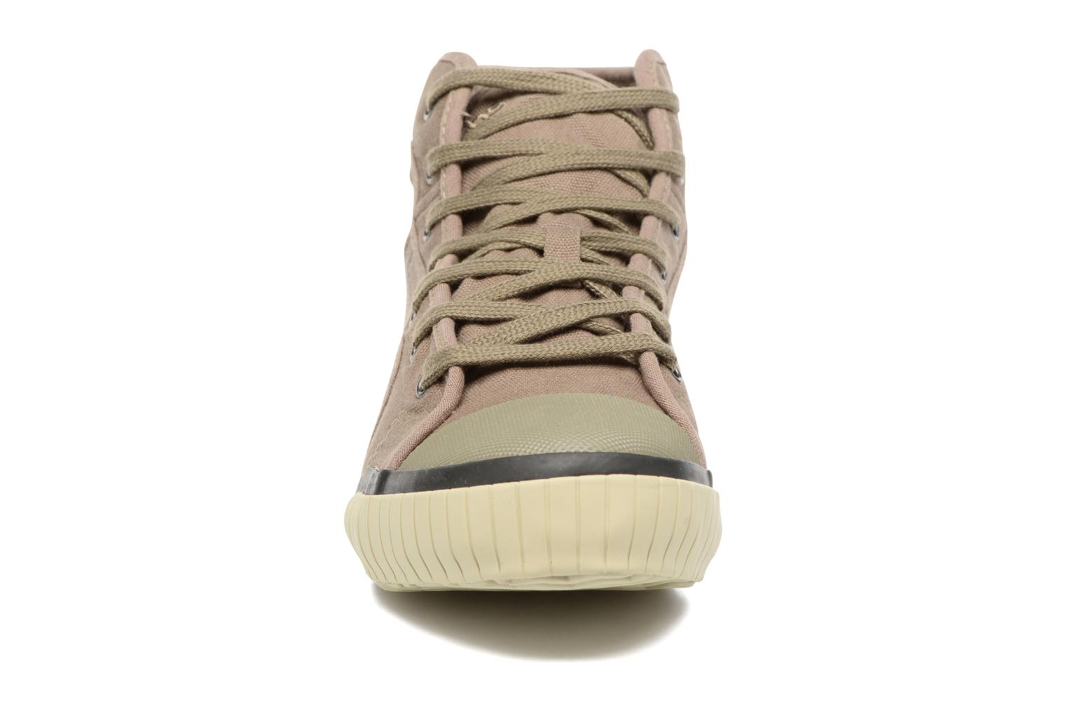Trainers TBS Crypto Brown model view