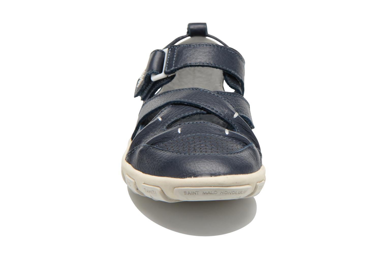 Sandaler TBS Juline Blå bild av skorna på