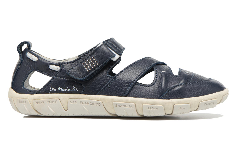 Sandaler TBS Juline Blå bild från baksidan