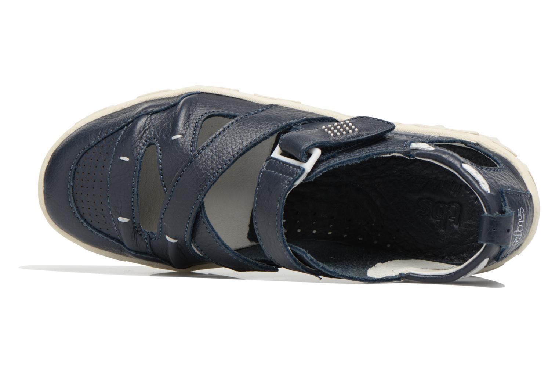 Sandaler TBS Juline Blå bild från vänster sidan