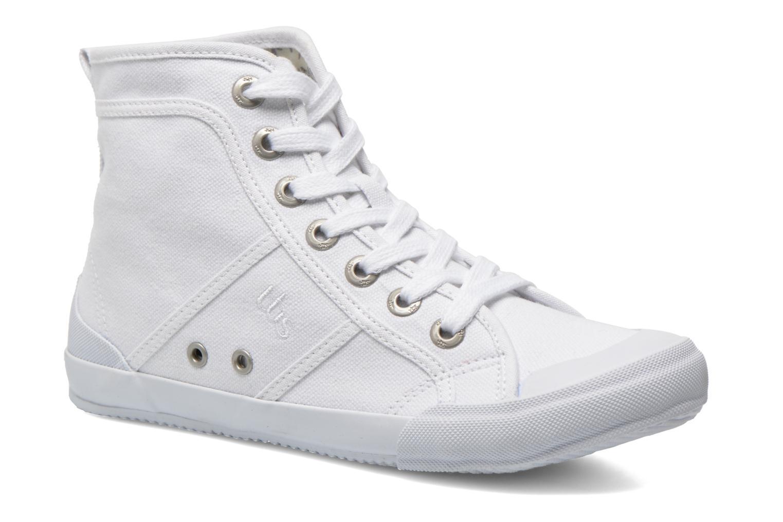 Sneakers TBS Obelia Wit detail