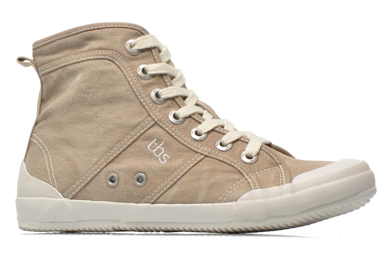 Sneakers TBS Obelia Beige achterkant