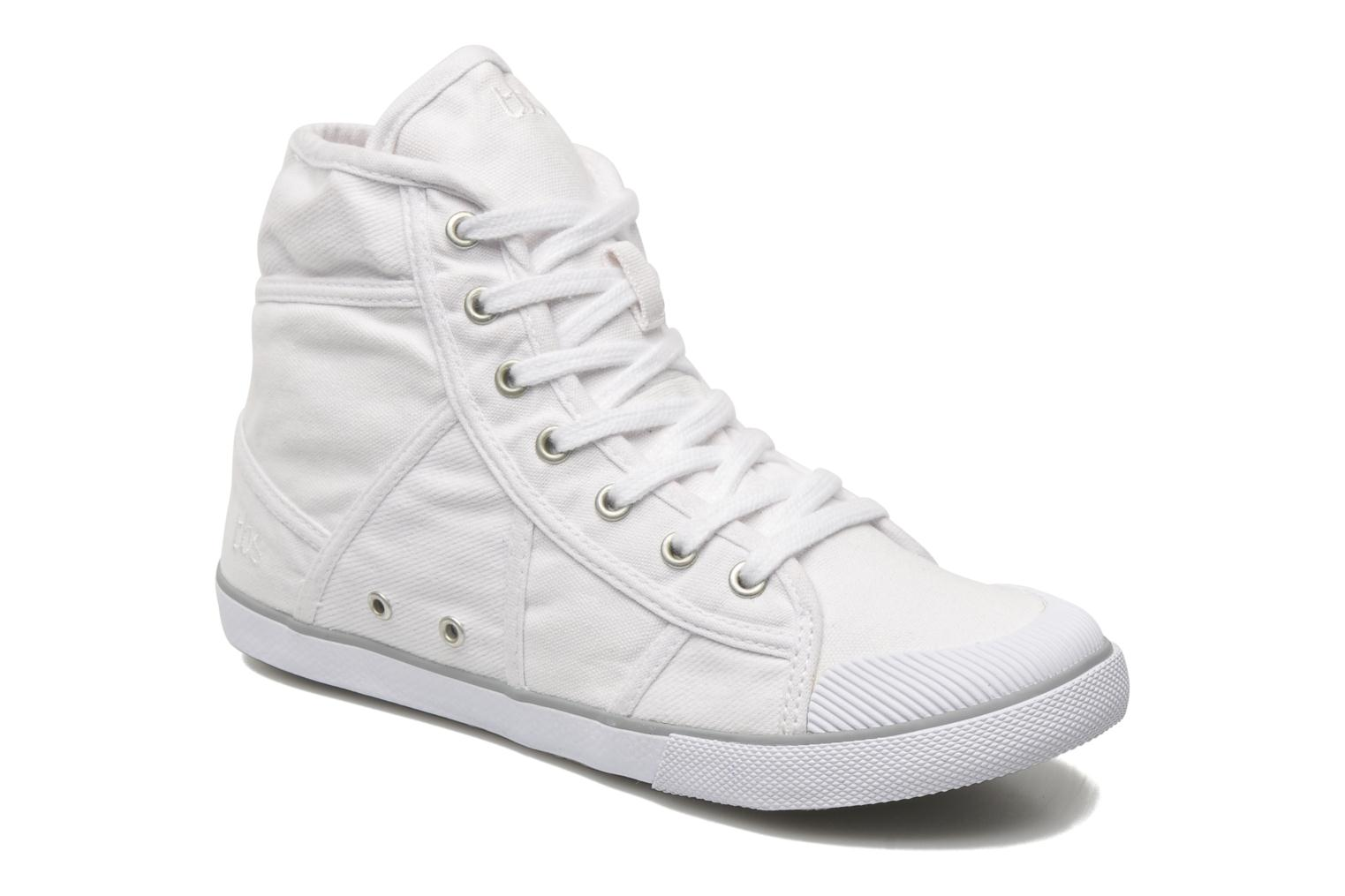 Trainers TBS Veluta White detailed view/ Pair view