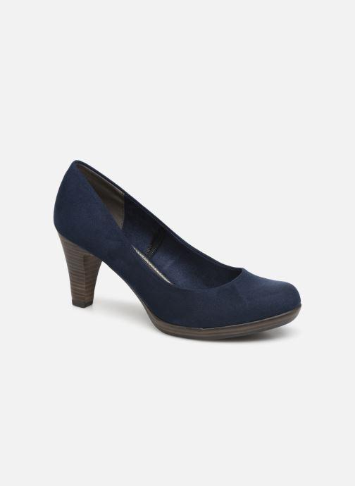 Zapatos de tacón Marco Tozzi Soe Azul vista de detalle / par