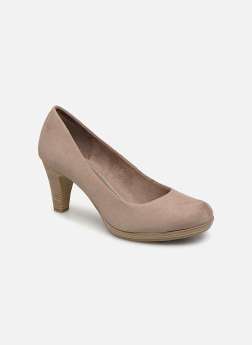 Zapatos de tacón Marco Tozzi Soe Beige vista de detalle / par