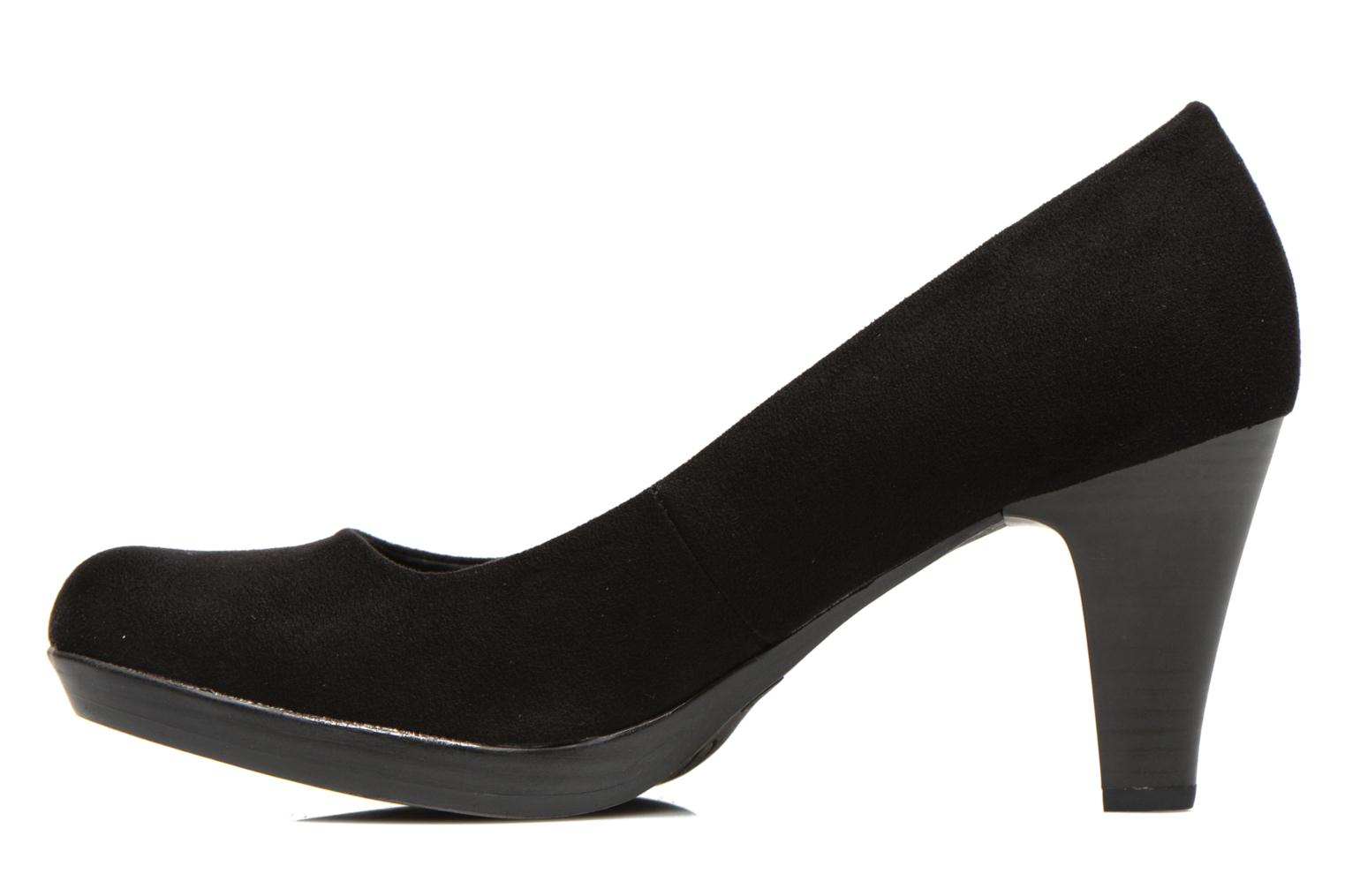 High heels Marco Tozzi Soe Black front view