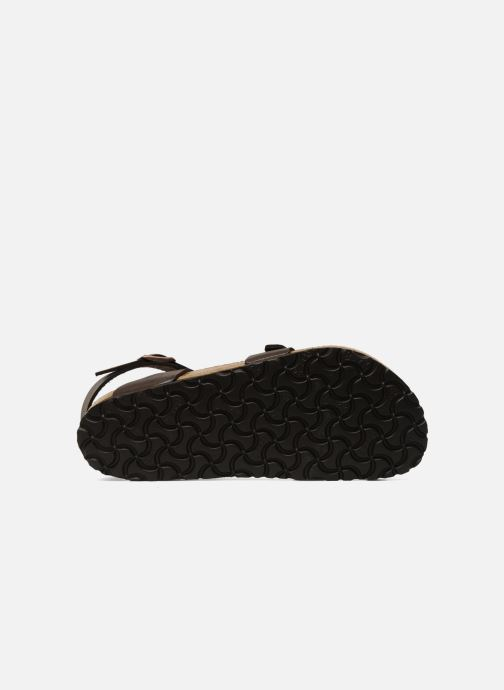 Sandalen Birkenstock Yara Cuir W braun ansicht von oben