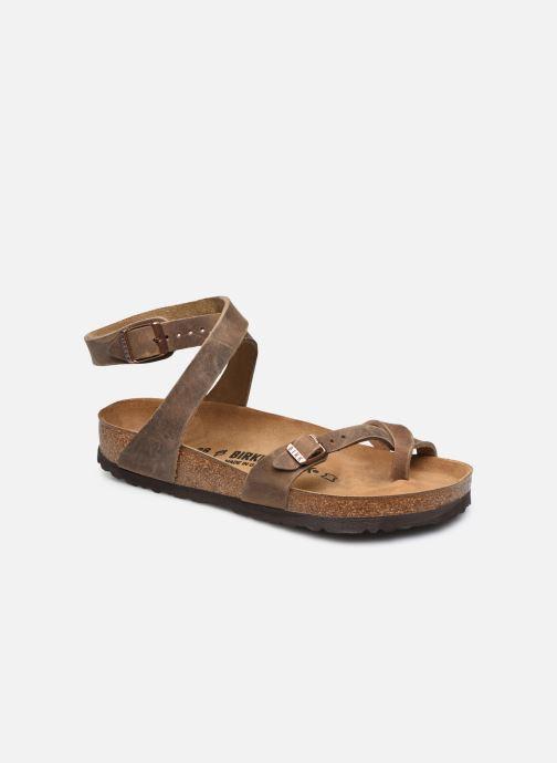 Sandalen Damen Yara Cuir W