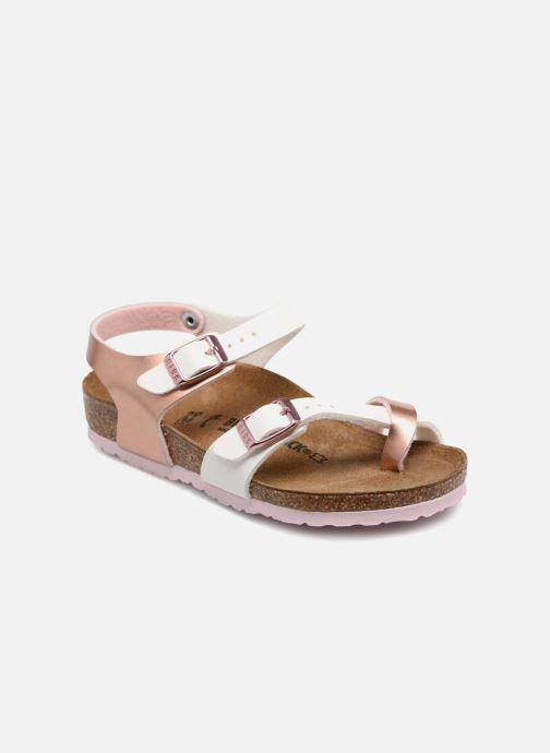 Sandali e scarpe aperte Birkenstock Taormina Birko-Flor Oro e bronzo vedi dettaglio/paio