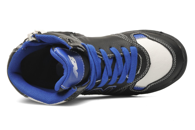 Baskets New Balance KT1052 Noir vue gauche