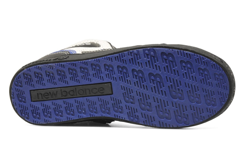Baskets New Balance KT1052 Noir vue haut