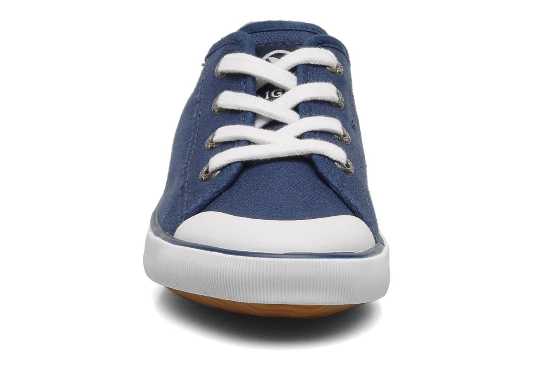 Sneakers Aigle Borizo Kid Blå se skoene på
