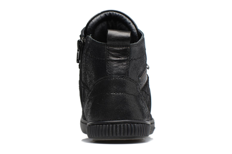 Baskets Pataugas Banjou Noir vue droite