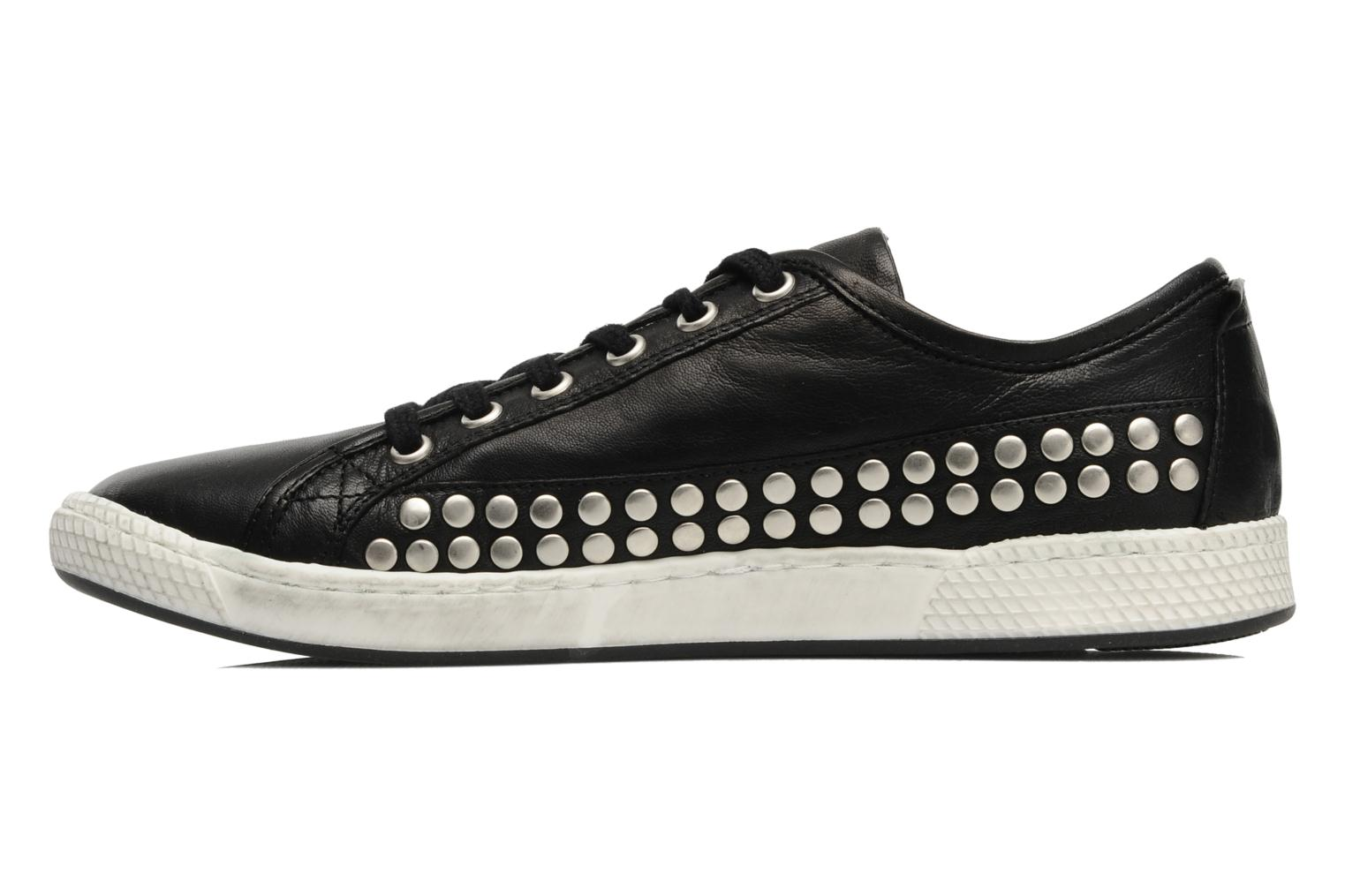 Trainers Pataugas Jungle Black front view