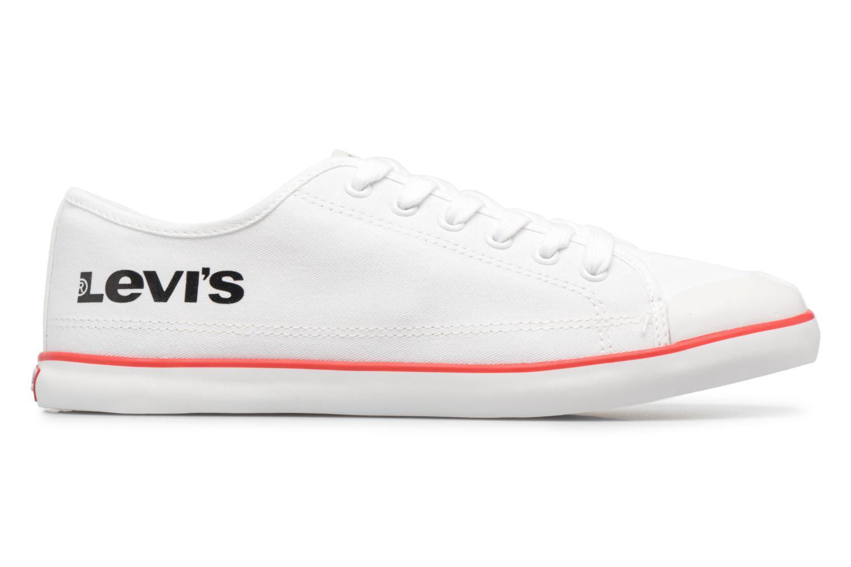 Baskets Levi's VENICE L Blanc vue derrière