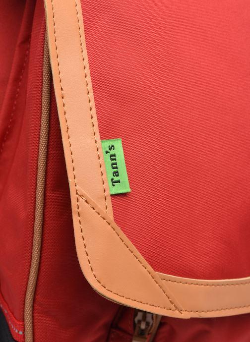 Scolaire Tann's Cartable 38 cm CLASSIC Rouge vue derrière