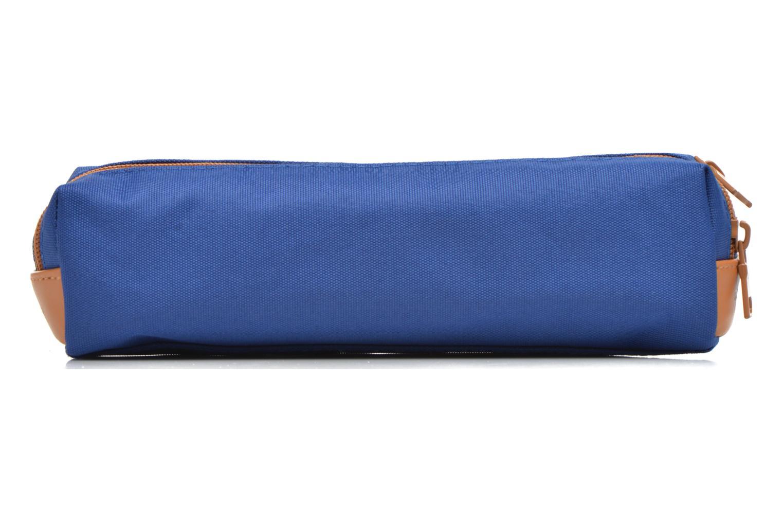 Per la scuola Tann's Trousse double CLASSIC Azzurro immagine frontale