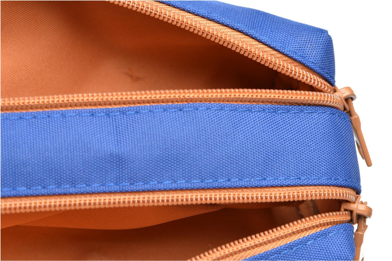 Per la scuola Tann's Trousse double CLASSIC Azzurro immagine posteriore