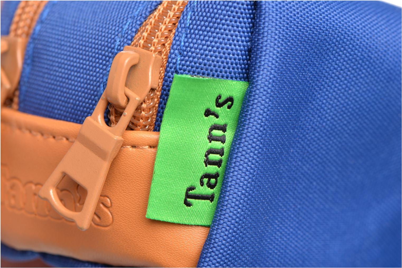 Per la scuola Tann's Trousse double CLASSIC Azzurro immagine sinistra
