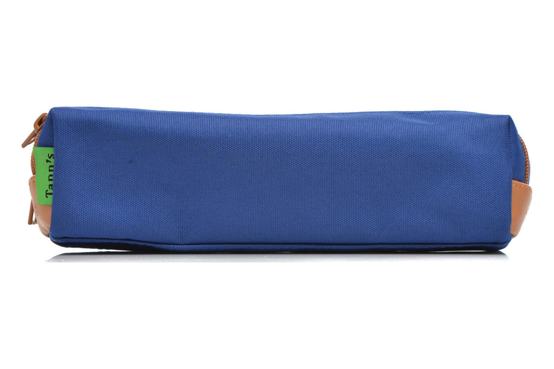 Per la scuola Tann's Trousse double CLASSIC Azzurro vedi dettaglio/paio