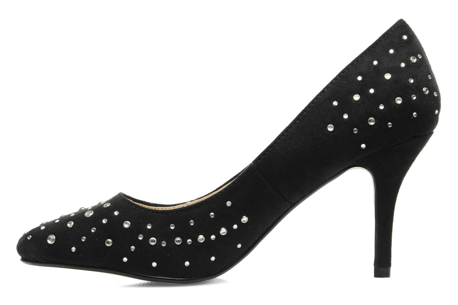 Escarpins I Love Shoes Phodam Noir vue face