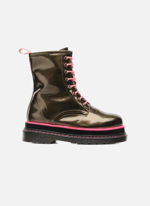 Oceano Chine Fuschia Buffalo Et Bottines Neon Boots tdxQCBshro