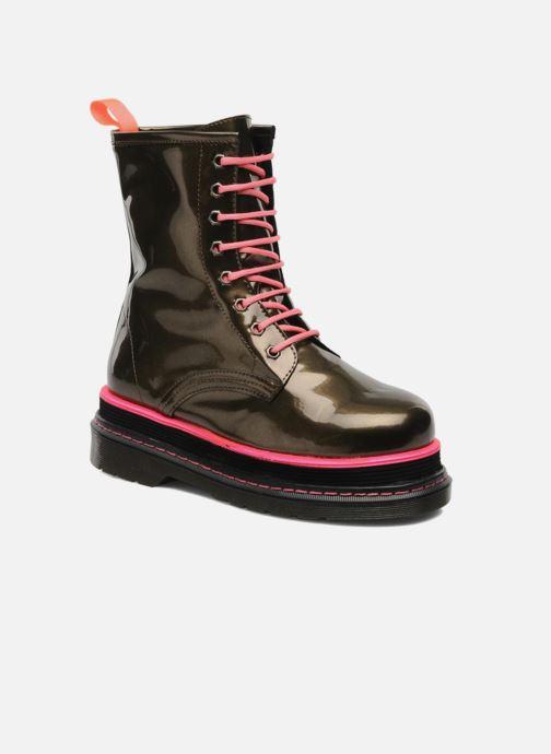 Stiefeletten & Boots Buffalo Oceano gold/bronze detaillierte ansicht/modell
