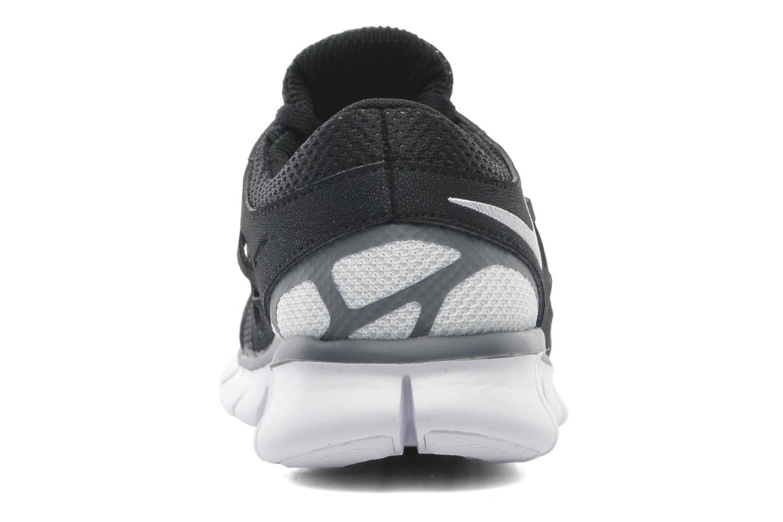 Sportschoenen Nike Wmns Nike Free Run+ 2 Ext Zwart rechts