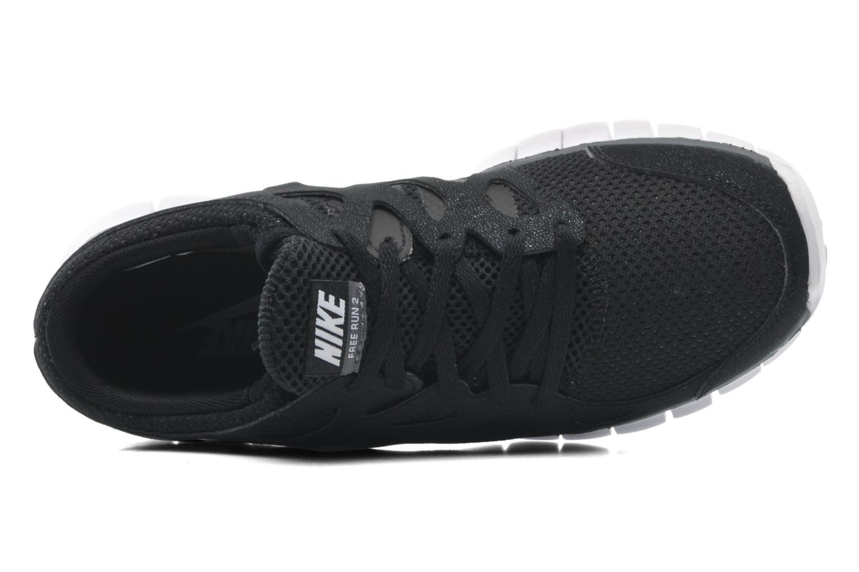 Sportschoenen Nike Wmns Nike Free Run+ 2 Ext Zwart links