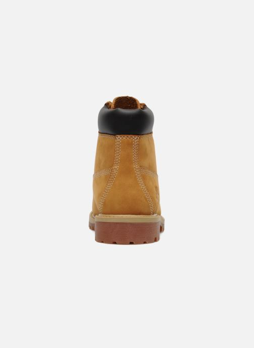 Stivaletti e tronchetti Timberland 6 In Premium WP Boot Beige immagine destra