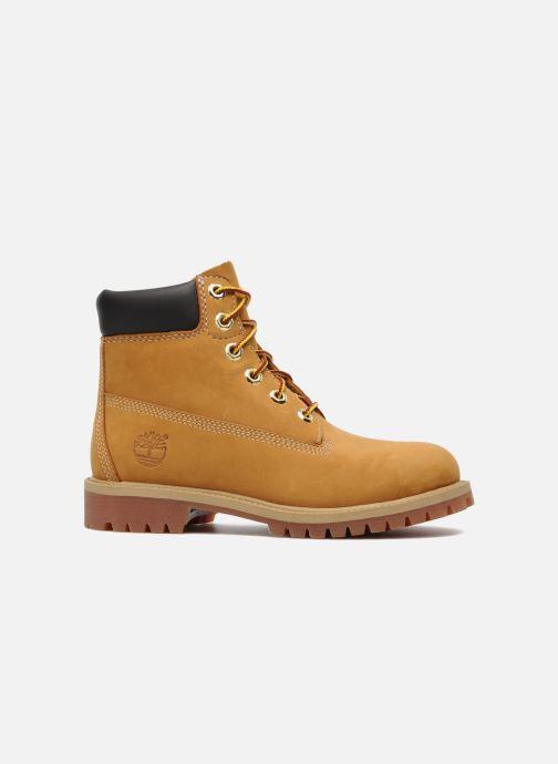Boots en enkellaarsjes Timberland 6 In Premium WP Boot Beige achterkant