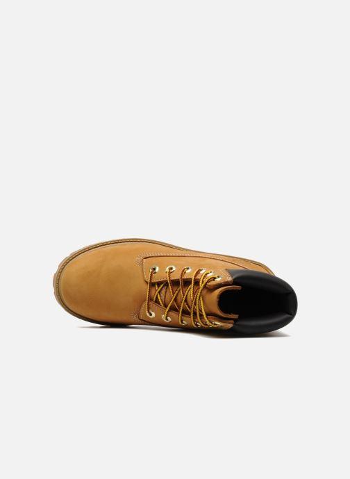 Boots en enkellaarsjes Timberland 6 In Premium WP Boot Beige links
