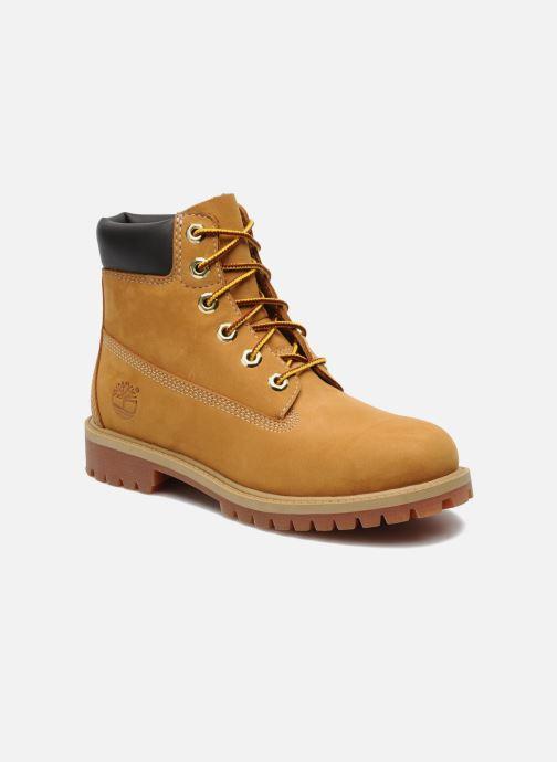 Boots en enkellaarsjes Timberland 6 In Premium WP Boot Beige detail