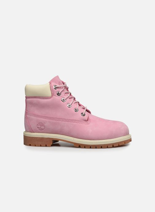 Bottines et boots Timberland 6 In Premium WP Boot Rose vue derrière