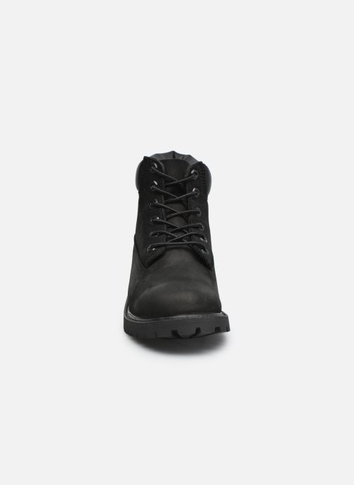 Bottines et boots Timberland 6 In Premium WP Boot Noir vue portées chaussures