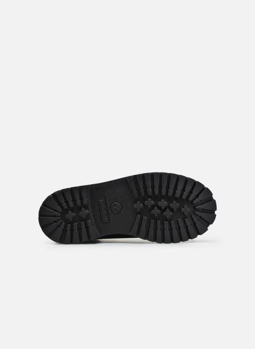 Botines  Timberland 6 In Premium WP Boot Negro vista de arriba