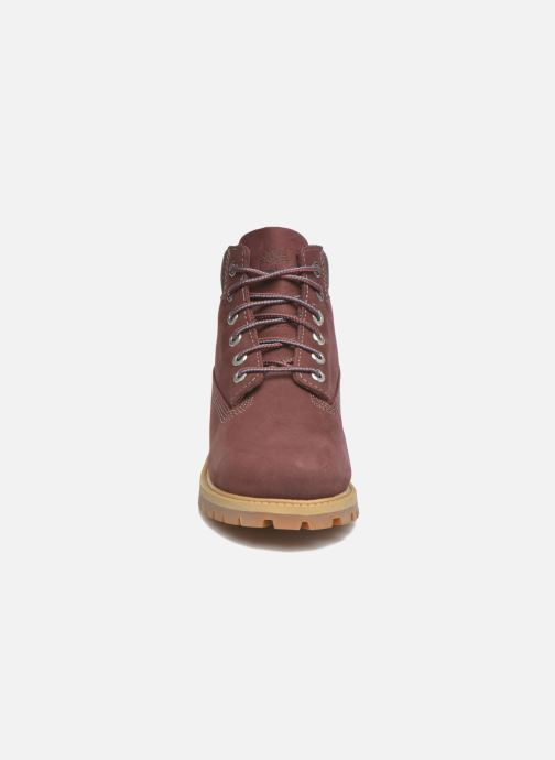 Ankle boots Timberland 6 In Premium WP Boot Burgundy model view