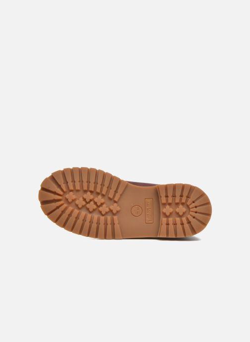 Bottines et boots Timberland 6 In Premium WP Boot Bordeaux vue haut