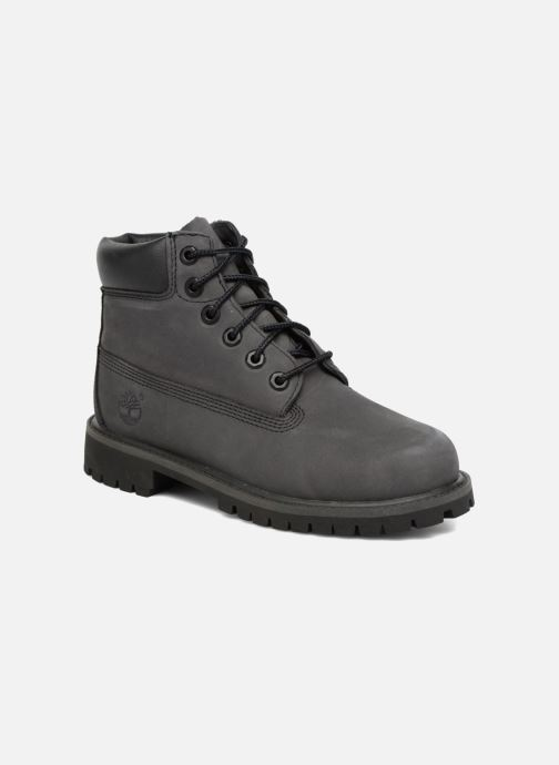 Bottines et boots Timberland 6 In Premium WP Boot Gris vue détail/paire