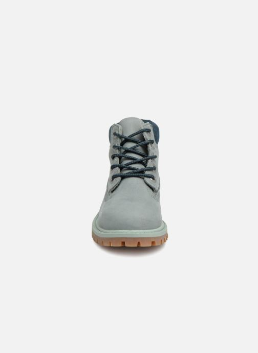 Bottines et boots Timberland 6 In Premium WP Boot Gris vue portées chaussures