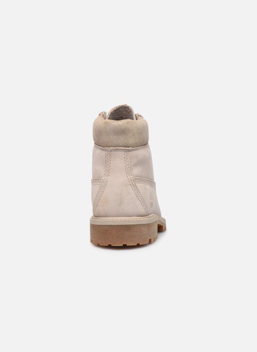 Boots en enkellaarsjes Timberland 6 In Premium WP Boot Grijs rechts