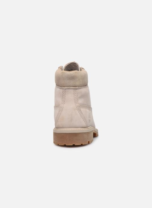 Stiefeletten & Boots Timberland 6 In Premium WP Boot grau ansicht von rechts