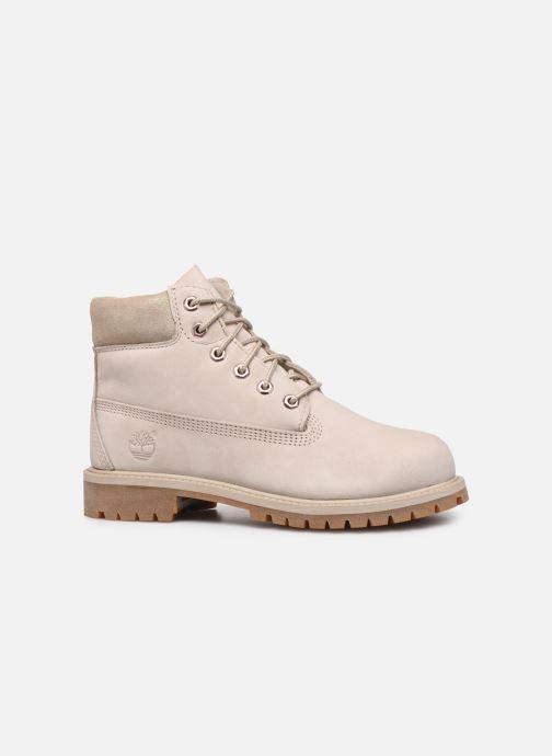 Boots en enkellaarsjes Timberland 6 In Premium WP Boot Grijs achterkant
