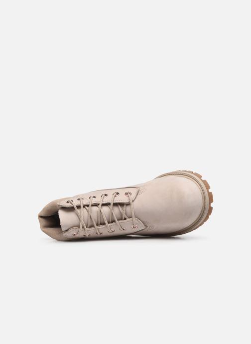 Boots en enkellaarsjes Timberland 6 In Premium WP Boot Grijs links