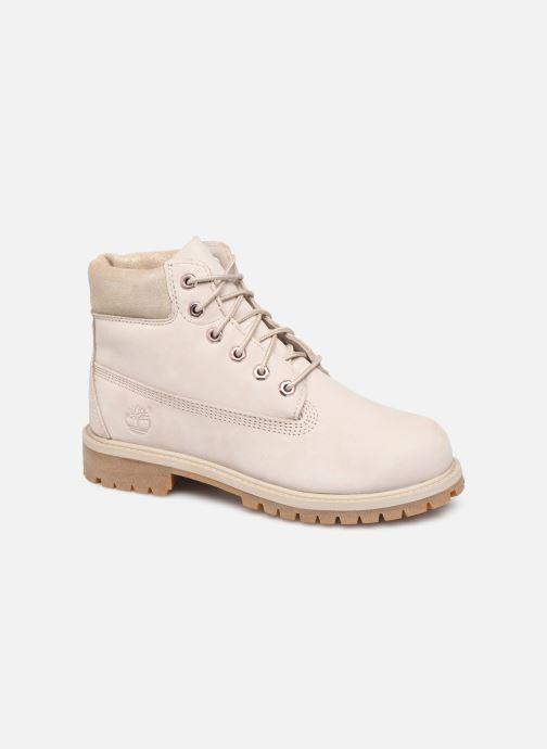 Stiefeletten & Boots Timberland 6 In Premium WP Boot grau detaillierte ansicht/modell