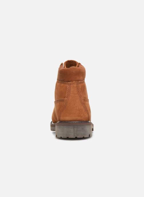 Stivaletti e tronchetti Timberland 6 In Premium WP Boot Marrone immagine destra