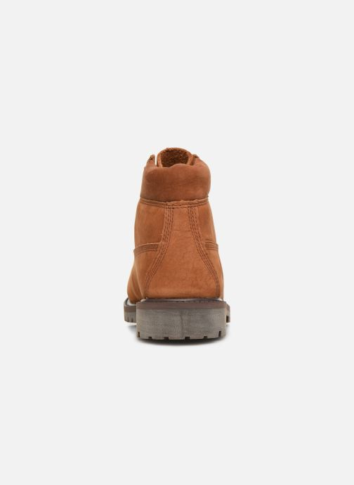 Bottines et boots Timberland 6 In Premium WP Boot Marron vue droite